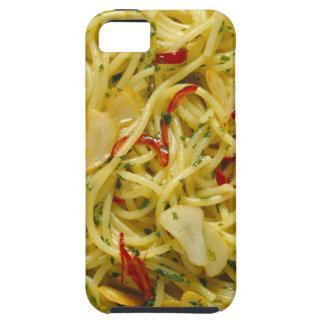 Espaguetis Aglio Ensaladilla y Peperoncino iPhone 5 Case-Mate Protectores
