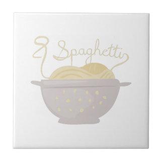 Espaguetis Teja