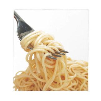 Espaguetis Blocs De Papel