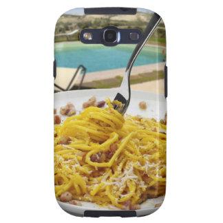 Espaguetis Carbonara Galaxy S3 Cobertura