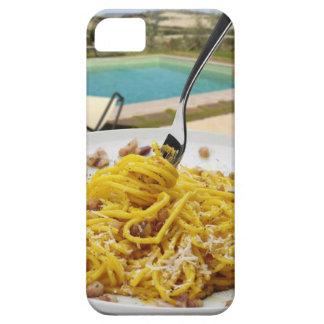 Espaguetis Carbonara iPhone 5 Carcasa