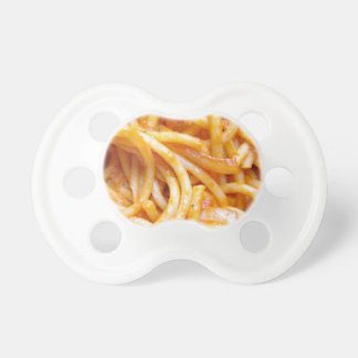 Espaguetis Chupete De Bebé