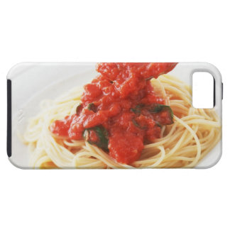Espaguetis Pomodoro iPhone 5 Fundas