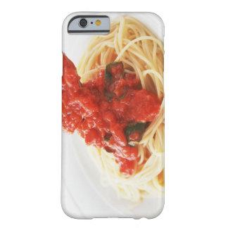 Espaguetis Pomodoro Funda De iPhone 6 Barely There