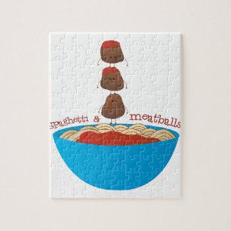 Espaguetis Puzzle