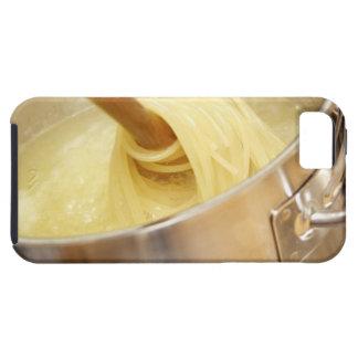 Espaguetis que son Stired en pote iPhone 5 Fundas