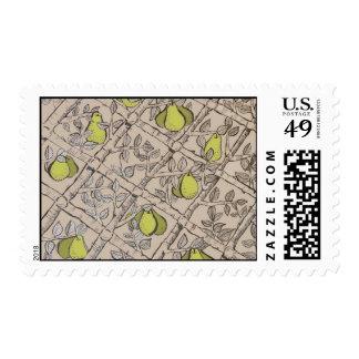 Espallier Pear Postage