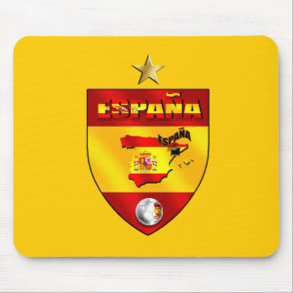 Espana 1 star champions gift mouse pad