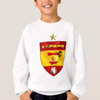 Espana 1 star champions gift sweatshirt
