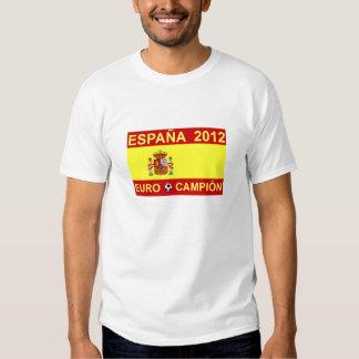 Espana 2012 Euro Camion T-shirt