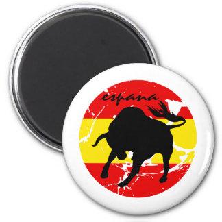 Espana 2 Inch Round Magnet