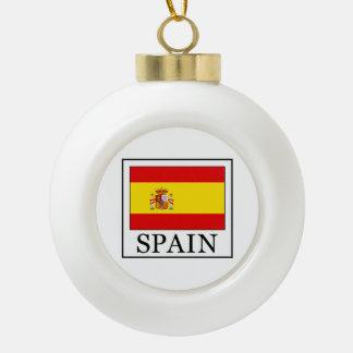 España Adorno De Cerámica En Forma De Bola