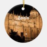 España Adorno Redondo De Cerámica