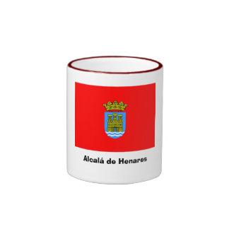 España-Alcala de Henares Mug Taza De Dos Colores