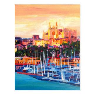 España Balearic Island Palma de Mallorca Tarjeta Postal