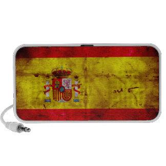 España; bandera de España Altavoces
