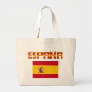España - bandera/España - Bandera Bolsa Tela Grande