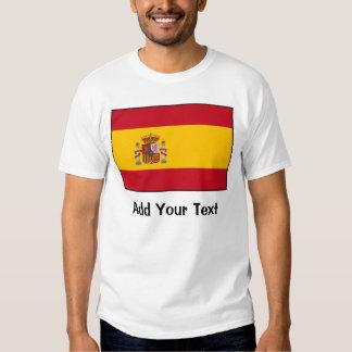 España - bandera española camisas