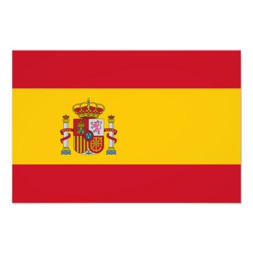 España - bandera española cojinete