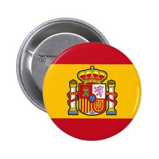 España-Banderas Botón