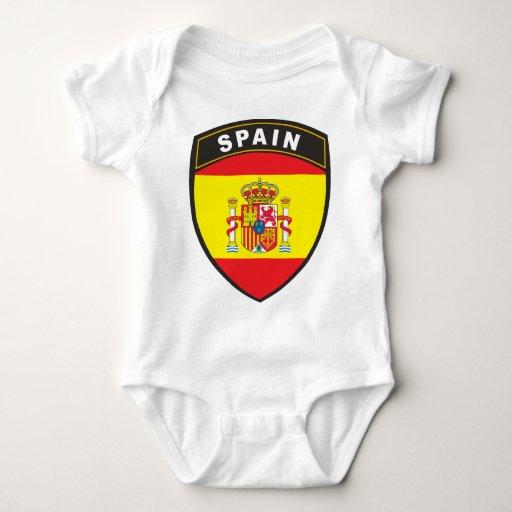 España Body Para Bebé
