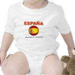 España Campeón del Mundo 2010 Camiseta