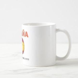 España Campeón del Mundo 2010 Coffee Mug