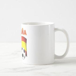 España Campeón del Mundo 2010 Sudáfrica Coffee Mug