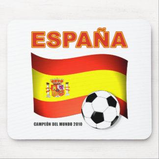 España Campeón del Mundo 2010 Sudáfrica Mouse Pad