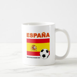 España Campeón del Mundo Coffee Mug
