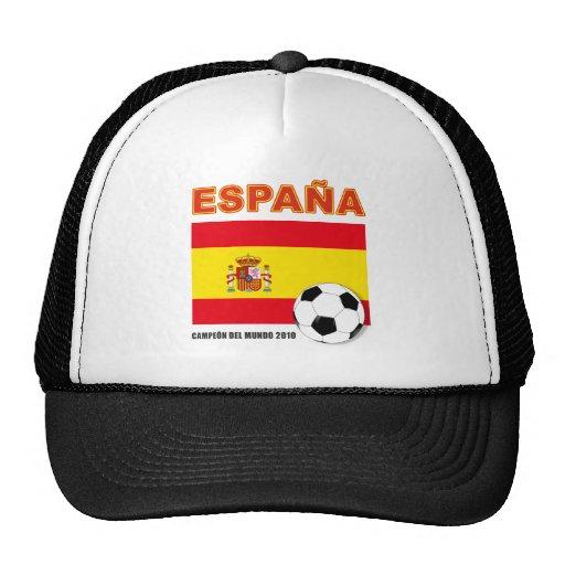 España Campeón del Mundo Gorro