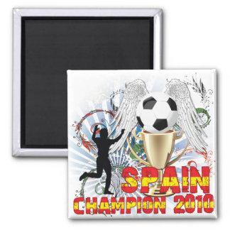 España Campeón Del Mundo Fridge Magnets