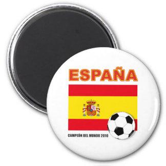 España Campeón del Mundo Fridge Magnet