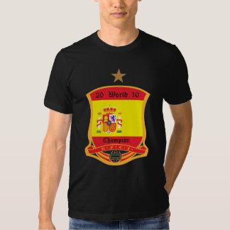 España Campeón Tee Shirt