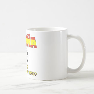España Campeones del Mundo t-shirt 2010 Coffee Mug