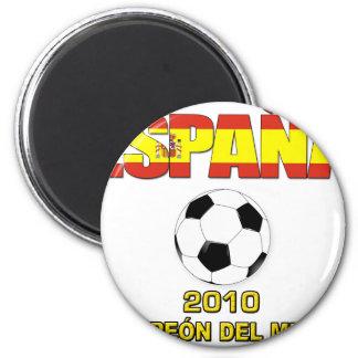 España Campeones del Mundo t-shirt 2010 Fridge Magnets