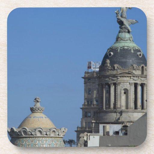 España, Cataluña, Barcelona. Top 2 del tejado de B Posavasos