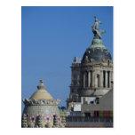 España, Cataluña, Barcelona. Top 2 del tejado de Postal