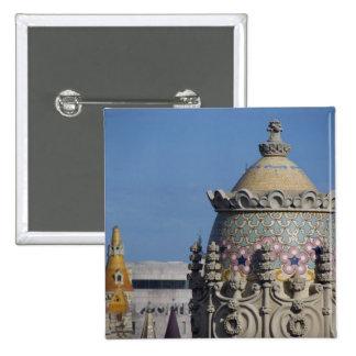 España, Cataluña, Barcelona. Top del tejado de Bar Pins