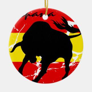 Espana Christmas Ornaments