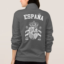 España Coat of Arms Jacket