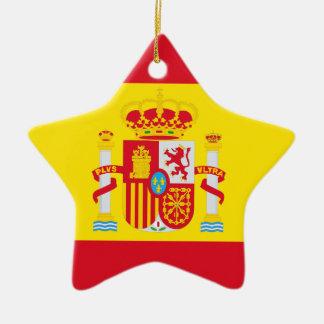 España Ornamento De Navidad