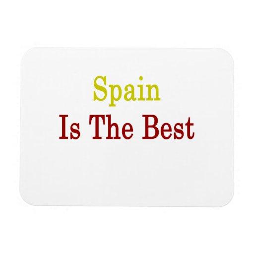 España es el mejor iman de vinilo