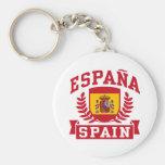 Espana España Llaveros