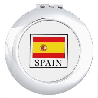 España Espejo De Maquillaje