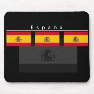 Espana Flag Mousepad