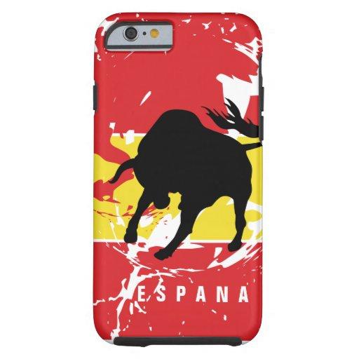 Espana Funda De iPhone 6 Tough