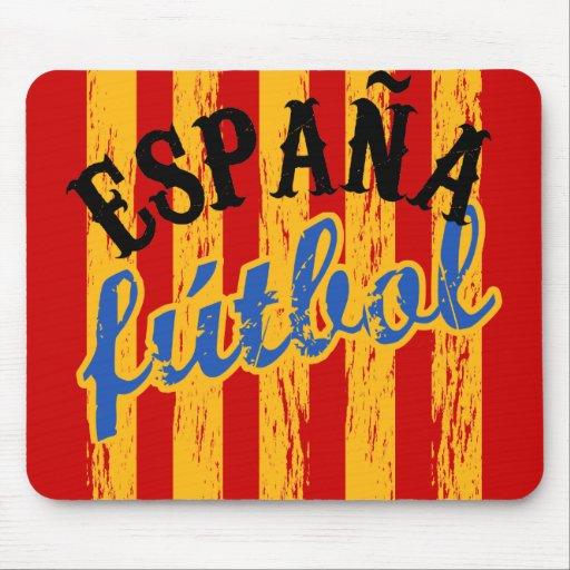 España fútbol Mousepad