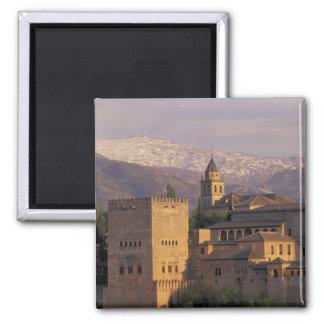 España, Granada, Andalucía Alhambra, 2 Imán De Frigorifico