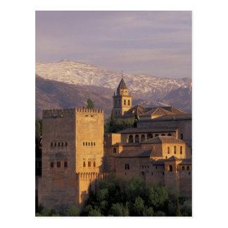 España, Granada, Andalucía Alhambra, 2 Postales